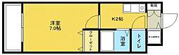 エストヴィラ東福岡[8階]の間取り