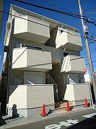 神奈川県相模原市緑区橋本1の賃貸アパートの外観