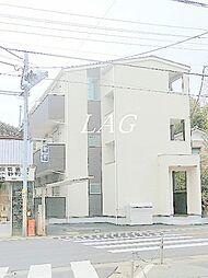 仮)大和田アパート[2階]の外観