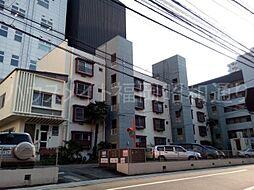 白石第2アパート[3階]の外観
