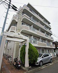 宮城県仙台市宮城野区銀杏町の賃貸アパートの外観