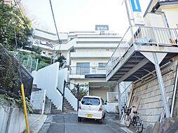 セザール鶴川ガーデンヒルズ[1階]の外観