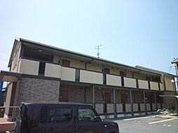 リビングタウン紀三井寺 A棟[1階]の外観