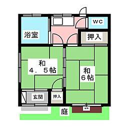 蕨駅 4.3万円