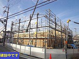 上野町アパート A棟[2階]の外観