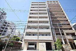 パークフラッツ新栄(旧:ラフィット新栄)[4階]の外観