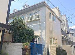 東京都豊島区南長崎6丁目の賃貸アパートの外観