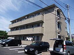 埼玉県さいたま市西区大字宝来の賃貸アパートの外観