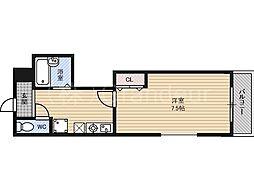 イモーブルナカムラ[2階]の間取り