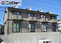 サニーコート D棟[1階]の外観