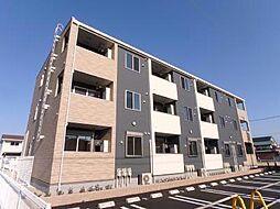 仮)安城市和泉町アパート[302号室]の外観