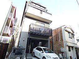 [一戸建] 兵庫県神戸市中央区中山手通7丁目 の賃貸【/】の外観