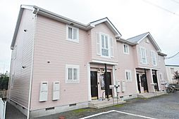 埼玉県川口市大字安行吉岡の賃貸アパートの外観