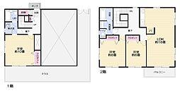 [一戸建] 神奈川県横須賀市芦名1丁目 の賃貸【/】の外観
