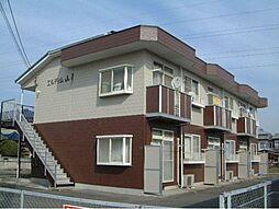 広島県福山市山手町5の賃貸アパートの外観