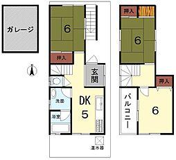 藤森駅 600万円
