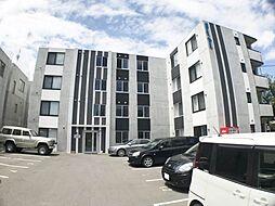 北海道札幌市西区発寒十一条3丁目の賃貸マンションの外観