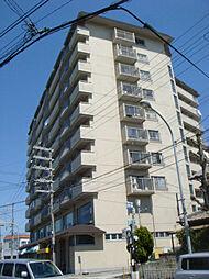 兵庫県姫路市今宿の賃貸マンションの外観