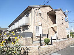 滋賀県守山市今宿4丁目の賃貸アパートの外観