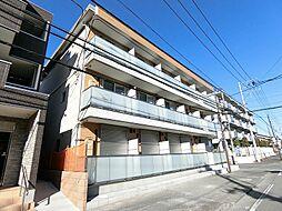 エヌズハウス東橋本II[202号室]の外観