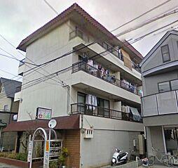 大阪府堺市堺区向陵西町3丁の賃貸マンションの外観