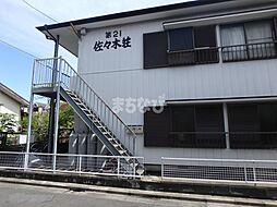 東京都江戸川区一之江6丁目の賃貸アパートの外観