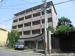 元土御門[406号室]の外観