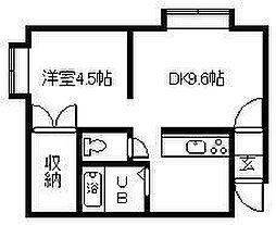 神楽岡駅 2.3万円