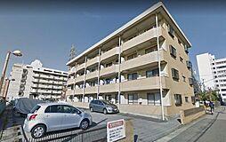 栃木県宇都宮市東宿郷3丁目の賃貸マンションの外観