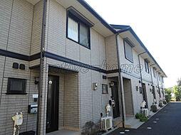 [タウンハウス] 東京都府中市本宿町4丁目 の賃貸【/】の外観