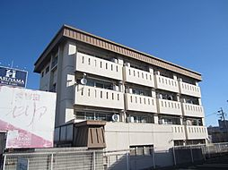 愛知県名古屋市東区古出来3丁目の賃貸マンションの外観