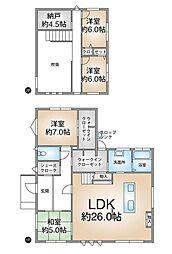 西高屋駅 3,860万円
