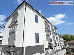 千葉県千葉市中央区松ケ丘町の賃貸アパートの外観