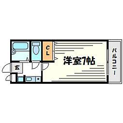 彩華1[2階]の間取り