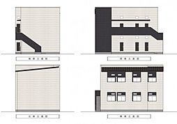 Elever 布施(エルヴェ フセ)[2階]の外観