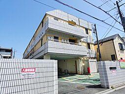 千葉県船橋市東船橋4丁目の賃貸マンションの外観