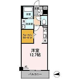 (仮称)D-room刈谷市幸町[203号室]の間取り