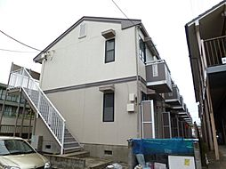 千葉県浦安市堀江6丁目の賃貸アパートの外観