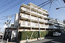 ハイムタケダ10[4階]の外観