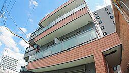 埼玉県川口市並木2丁目の賃貸アパートの外観