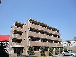 静岡県浜松市北区初生町の賃貸マンションの外観
