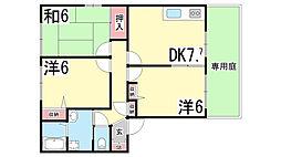 英賀保駅 5.7万円