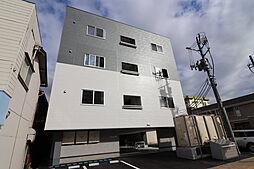 新潟県新潟市中央区東堀前通2番町の賃貸マンションの外観