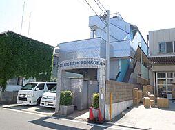 ブルーハイム駒岡[202号室]の外観