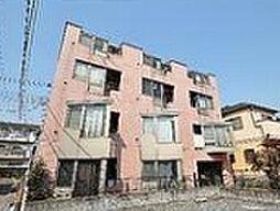 埼玉県狭山市広瀬東4丁目の賃貸マンションの外観