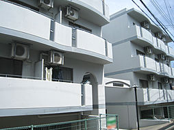 大阪府豊中市庄内東町4丁目の賃貸マンションの外観
