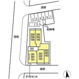 仮)D-room岐阜市竜田町8丁目