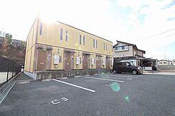 [テラスハウス] 岡山県岡山市北区横井上 の賃貸【/】の外観