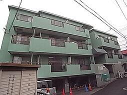 茅ヶ崎トモエコーポ[302号室]の外観