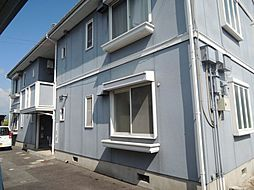 コスモハイツ秦荘B棟[2階]の外観